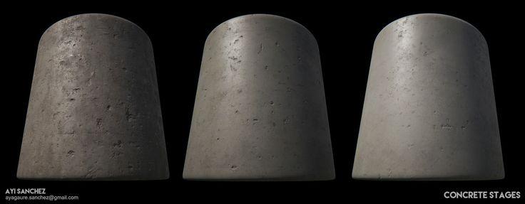 Concrete Stages, Ayi Sanchez on ArtStation at https://www.artstation.com/artwork/9yX5q