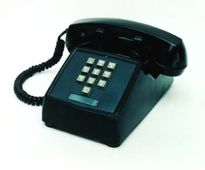 1962-63:The First Touch Tone Telephone: Once again, AT&T ...