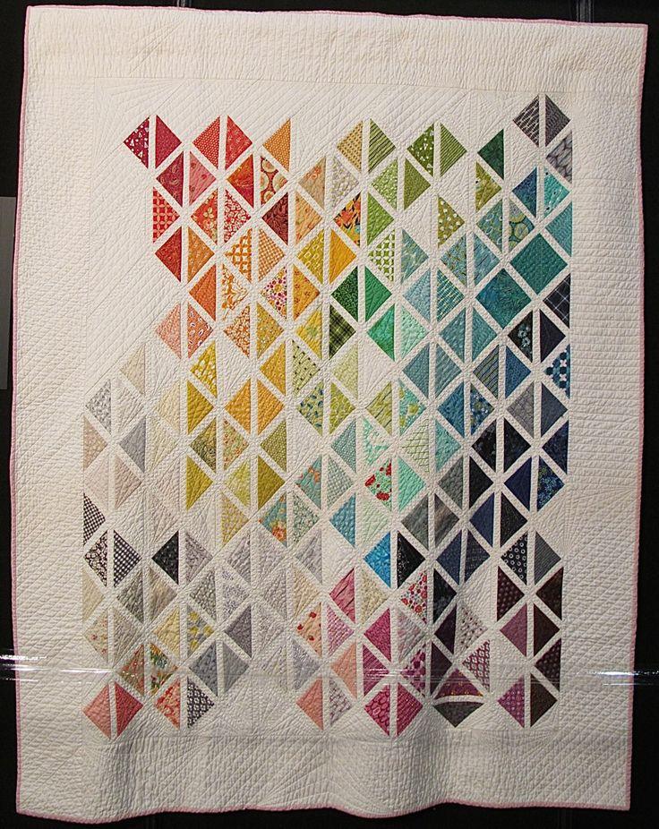1068 best Modern quilts images on Pinterest   Beautiful, Carpets ... : modern quilting fabrics - Adamdwight.com