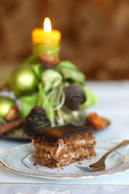 Pocak Panna paleo konyhája: Mézes krémes rafináltan (glutén- és tejmentes)
