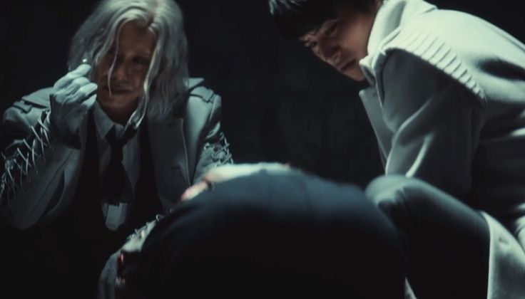 Tokyo Ghoul (Movie) - Mado and Amon
