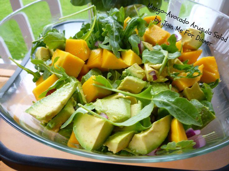 Avocado Salad With Citrus Vinaigrette Recipes — Dishmaps