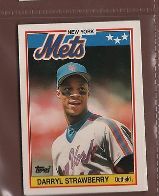 #76 #darryl #strawberry, new york mets - 1988 #baseball card,  View more on the LINK: http://www.zeppy.io/product/gb/2/401158125665/