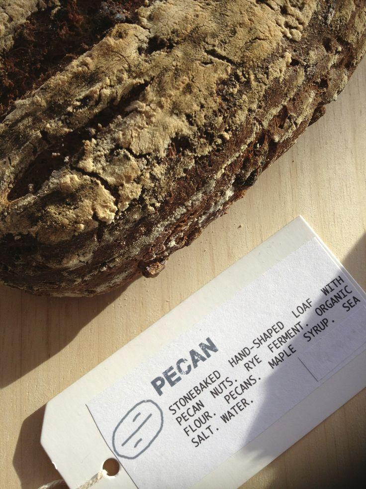 Pecan loaf