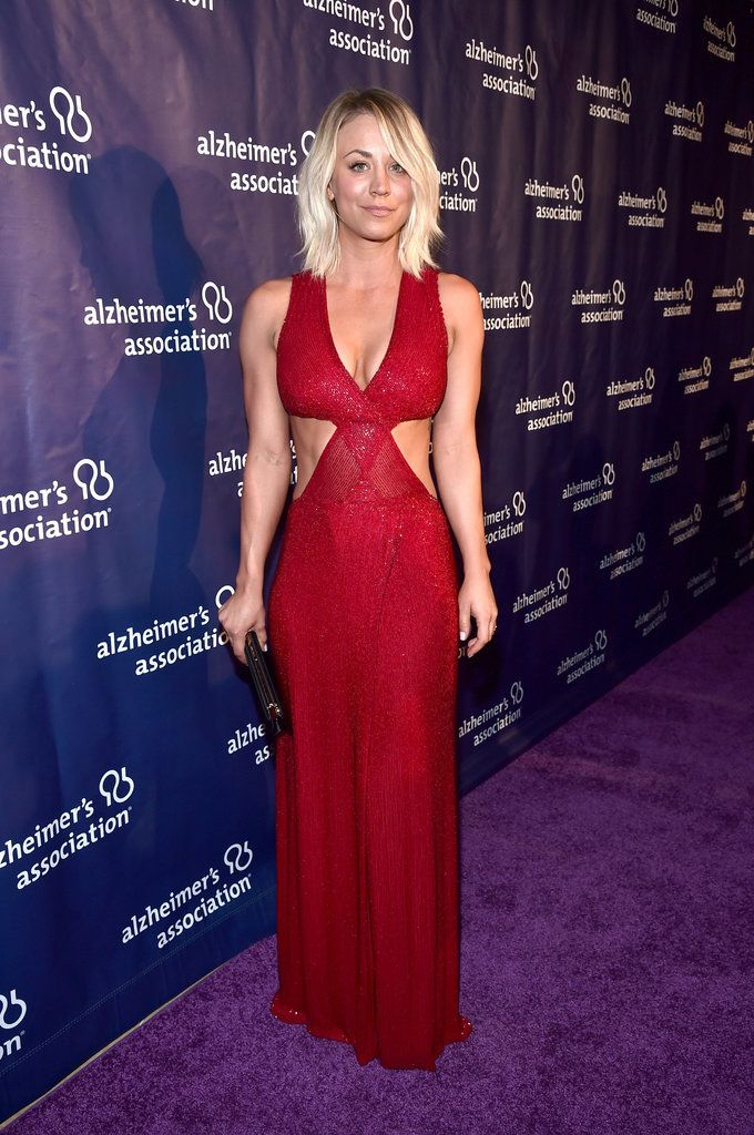 We're Pretty Sure That Kaley Cuoco Just Keeps Getting Hotter