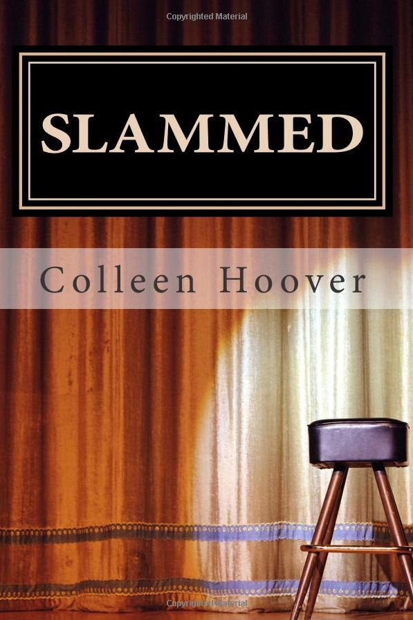 Got 50 Shades Withdraw? I have the cure: Slammed by Colleen Hoover
