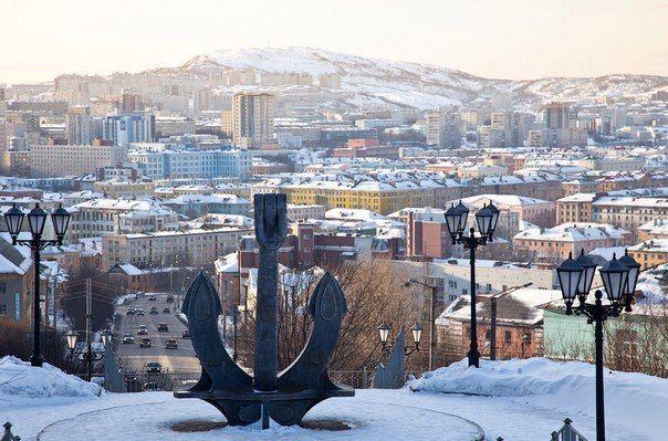 Мурманск – столица Арктики!