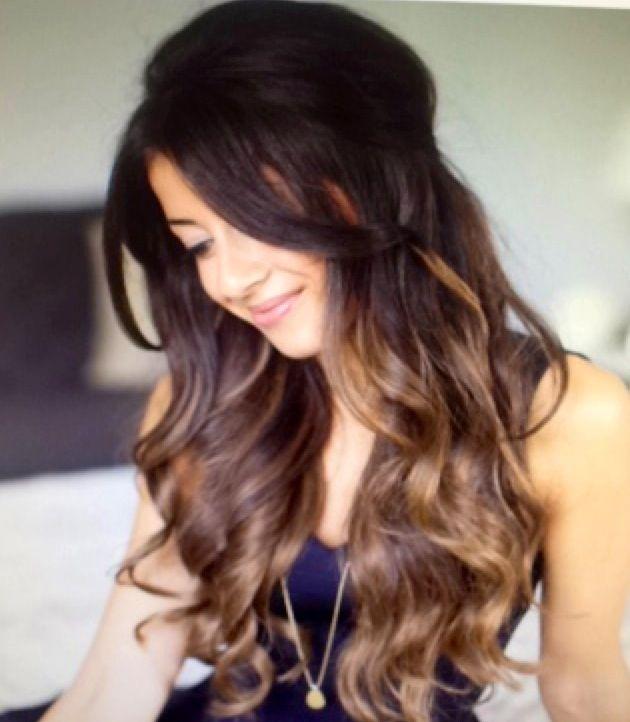 Ombre Chesnut Hair <3 Love Love!!