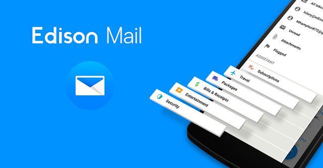 قام تطبيق Edison Mail بالتراجع عن تحديث البرنامج الذي سمح على ما يبدو لبعض مستخدمي تطبيق Ios برؤية رسائل البريد الإلكتروني من حسا Iphone Edison Android Tablets