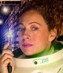 River Song was introduced to the series as an experienced future companion of series protagonist the Doctor, an alien Time Lord who travels through time in his TARDIS. Because River Song is a time traveller herself, her adventures with the Doctor occur out-of-synchronisation; their first meeting is his first and her last.River is a companion of the Doctor in his eleventh,Born Melody Pond, River is the daughter of Amy & Rory.born with genetic traits and abilities similar to a Time Lords.