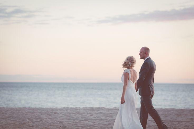 Angie Baxter  Beach Wedding Photography