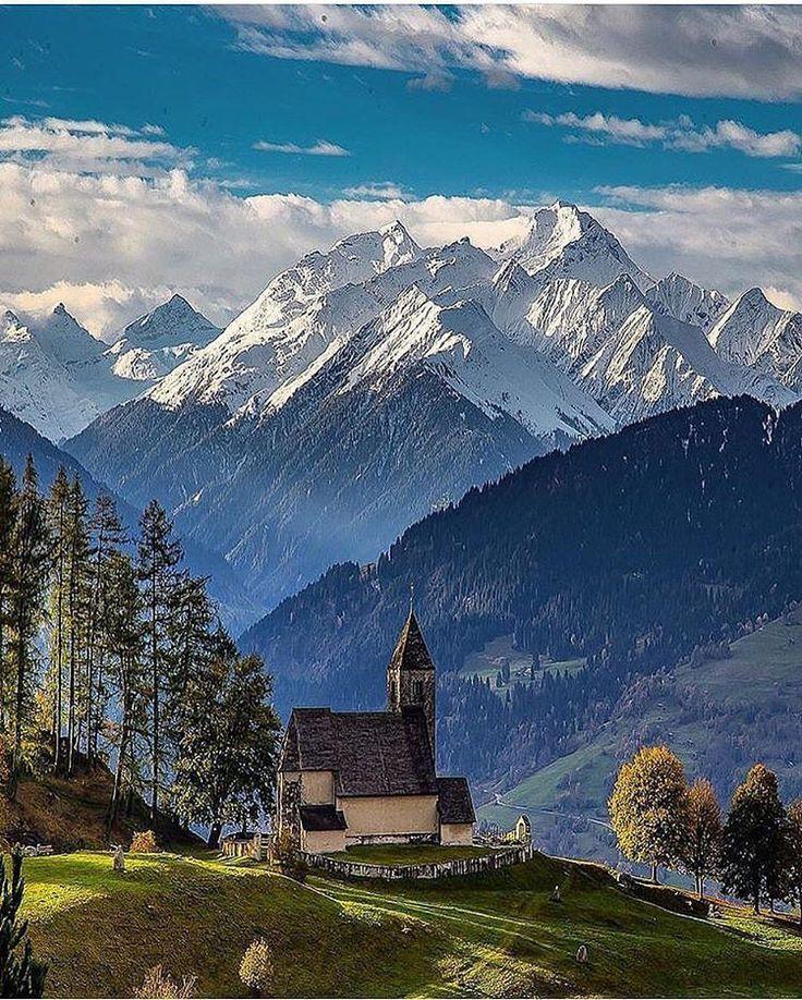 Falera, Switzerland Photo by @juergwirth