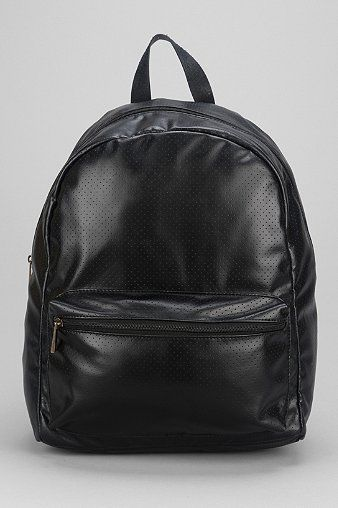 Feathers Perforated Backpack - Urban Outfitters