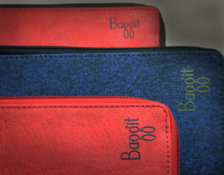 Sandwiched between two chic pink #wallets, the blue #wallet is equally stylish to flaunt this season according to the designers @Baggit. #inspiration #wallets #Baggit #WomenFashion