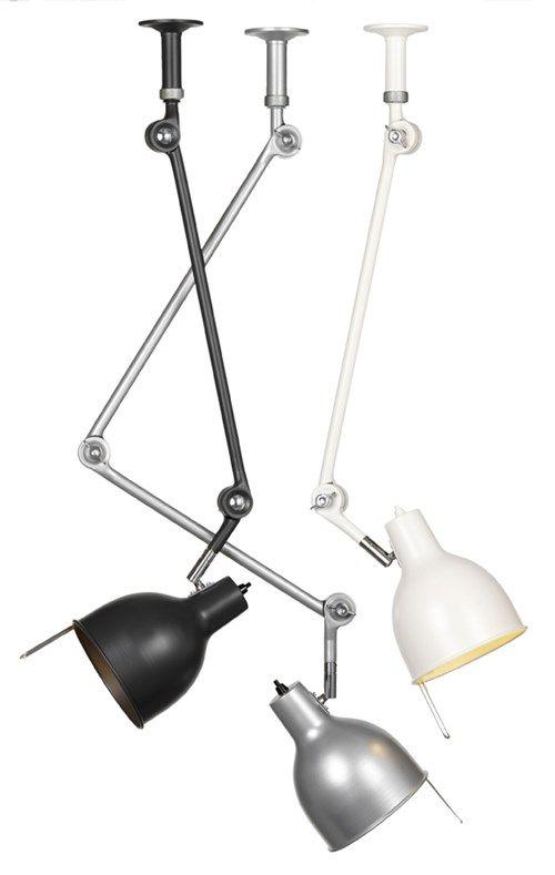 PJ50 taklampa - PJ50 taklampa - svart matt