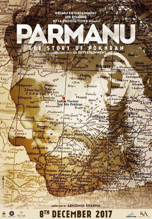 Watch Parmanu: The Story of Pokhran 2017 Full Movie Online Free