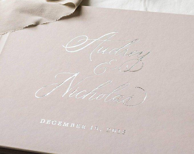 Guest Book Guest Book Wedding Scrapbook Calligraphy Wedding Book Wedding Guest Book Calligraphy Wedding Wedding Guestbook
