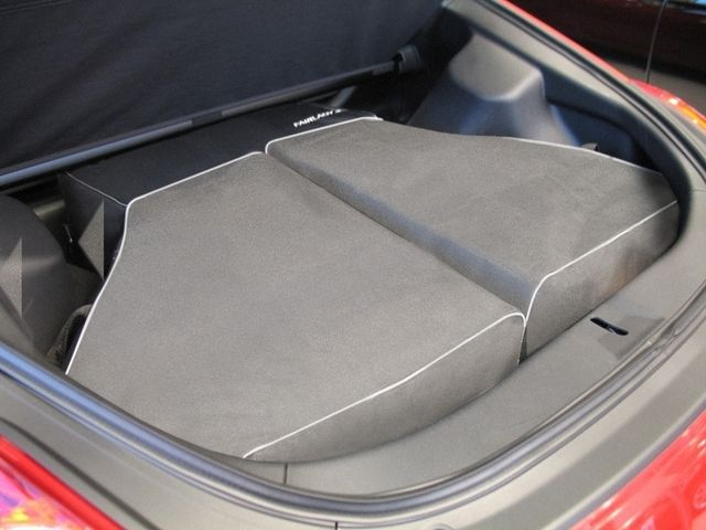 Nissan 370Z Custom Fitted Luggage Bags by Roadtrip Luggage