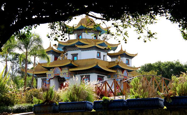 blogAuriMartini: Templo Budista - Khadro Ling - Três Coroas - RS