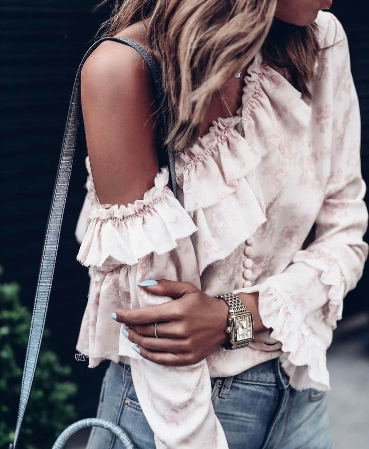 Frill everywhere
