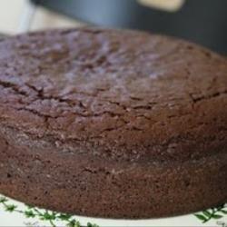Irish Stout Cake (Guinness-Kuchen) mit Whiskey-Zabaglione @ http://de.allrecipes.com