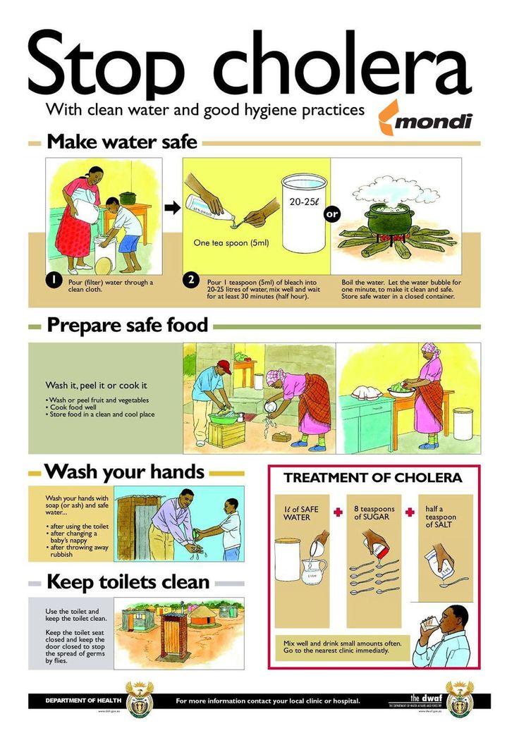 Cholera prevention