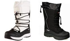 Baffin Snogoose Snowmobile Boots Womens. Available in sizes 7, 8, 9, 10 and 11. Your price is $134.95. #womenssnowmobileboots