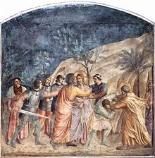 Arrest of Jesus - Wikipedia, the free encyclopedia