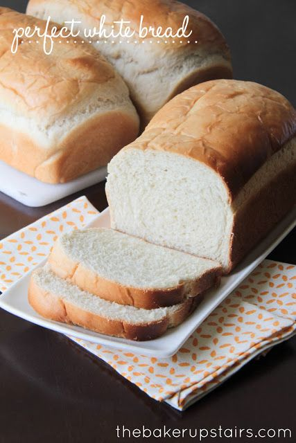 perfect white bread   the baker upstairs