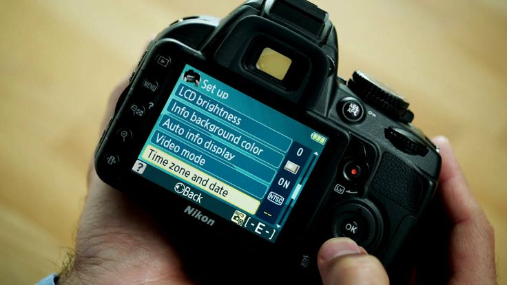Nikon D 3100 Promotional