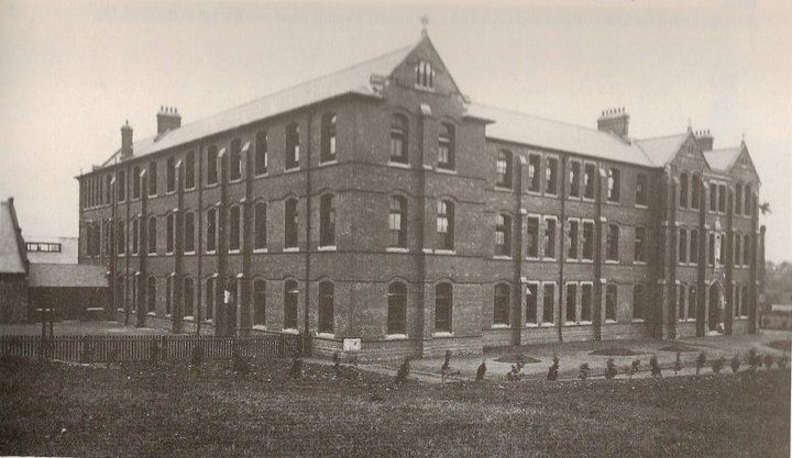 Austin apprentice home Rednal Longbridge - 1909. Then became an orphanage with the Sisters of Nazareth 1919 where Mum was from 1944-1950. My Grandad worked across the road at the factory - cars and aeroplanes!