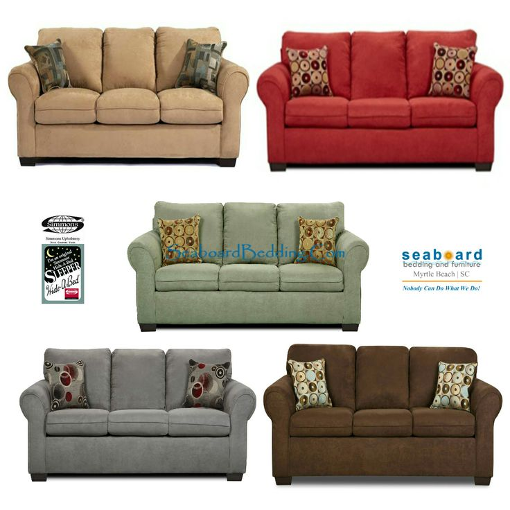 499 Sofa Set Sale Pick from 5 colors. Get a Full size sofa and love seat still in plastic for only 499
