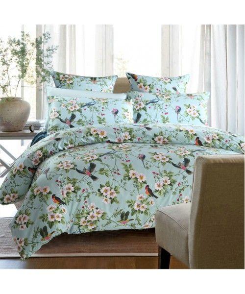 Luxury Egyptian Cotton Sateen Bed Set [HBS-15-00007]