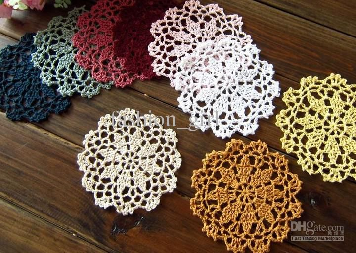 Crochet Coasters : Coasters Cute Crochet Pinterest
