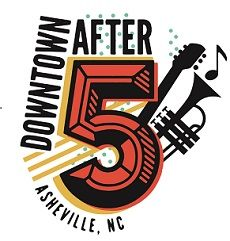 Asheville NC Daily Visitor Information, Events and News Blog: Asheville Concerts: Downtown After Five this Friday Night