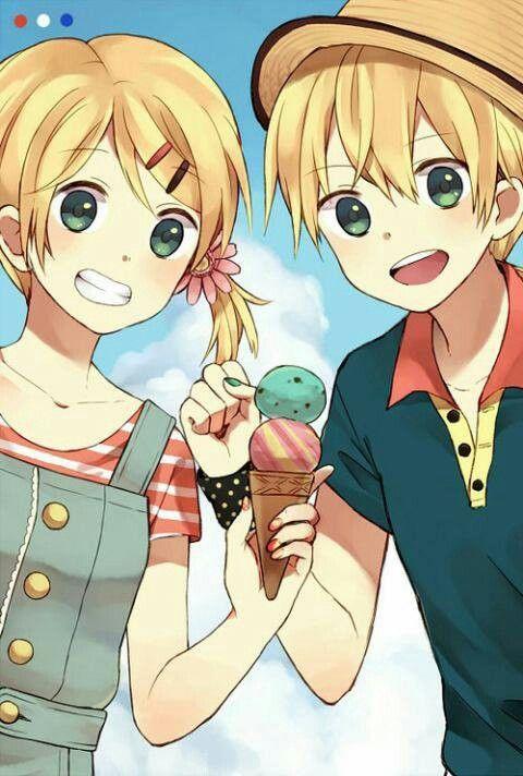 Rin and Len, Vocaloid