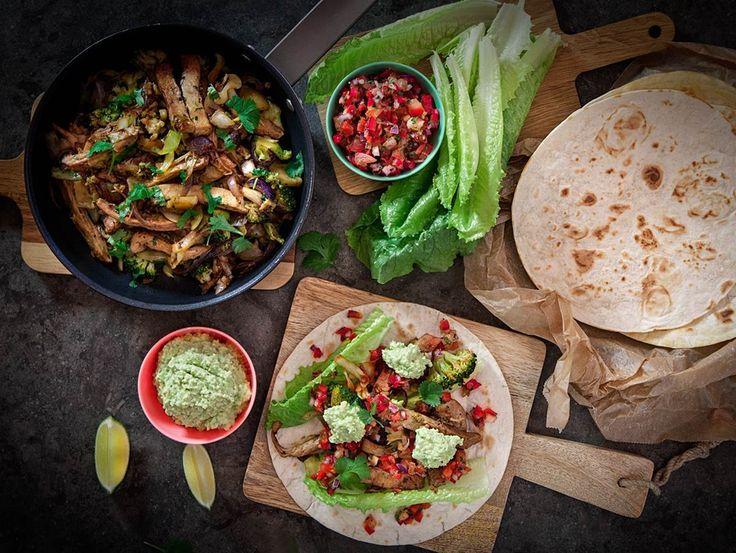 Vegetarisk vardag.  Hoppa över köttet och laga billigare vardagsmat! Här är 9 gröna och snabba recept för hela familjen:
