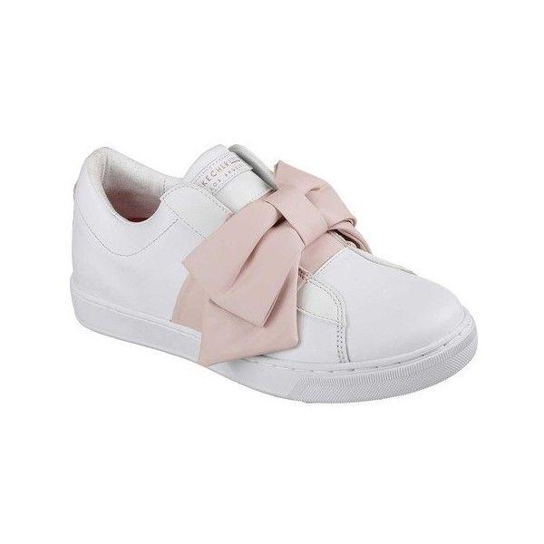White wedge sneakers, Pink sneakers