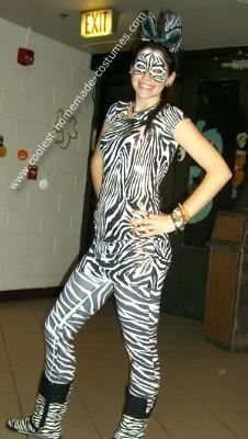 20 best jungle book ideas images on pinterest costume ideas cute homemade zebra costume party costumesdiy solutioingenieria Images