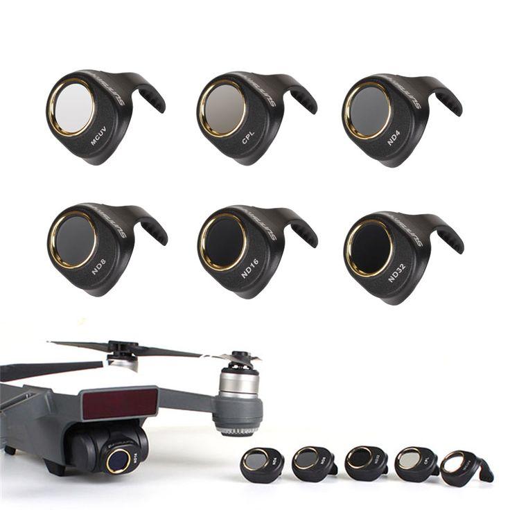 Светофильтр nd4 для дрона spark купить виртуальные очки к вош в курск