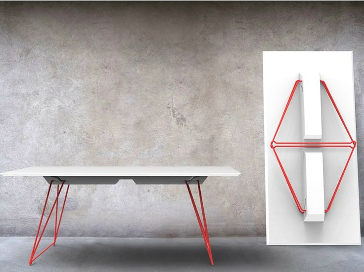 Klappbarer Tisch LUCY - Johanson Design