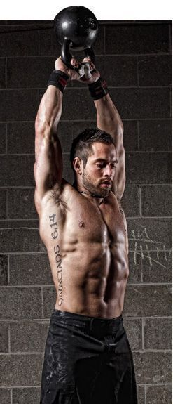 Fittest man in the world, Rich Froning! With the humility of Galatians 6:14. Talk about conviction and inspiration rolled into one!