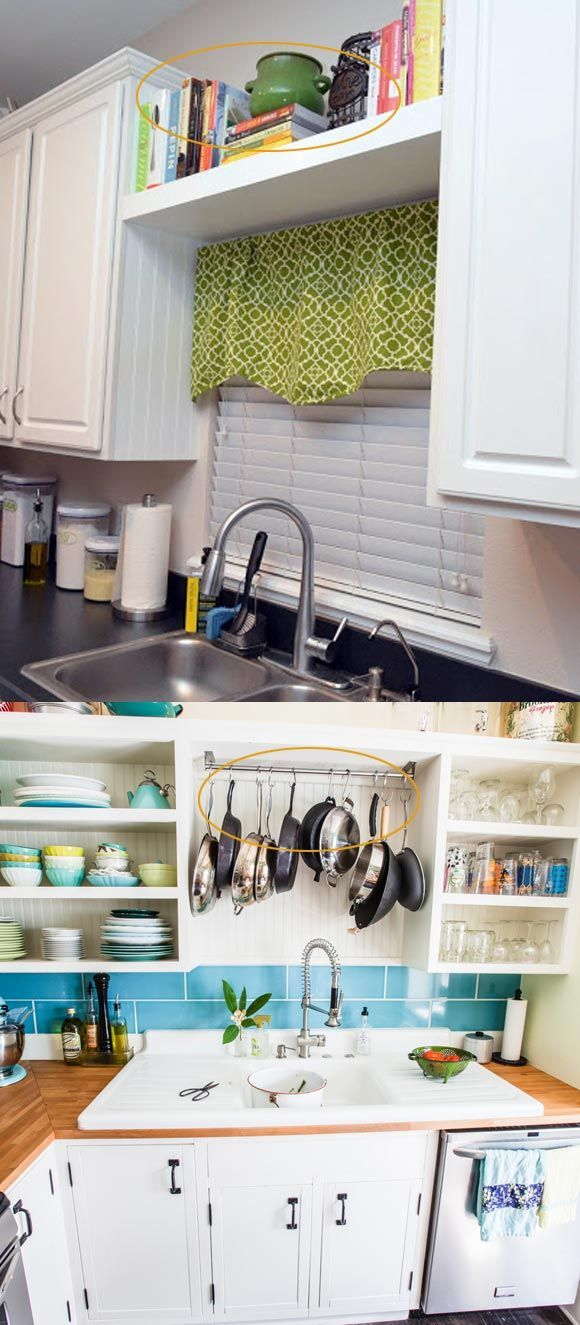 The Over Space Of Kitchen Sink Is Usually Not Used To Make Cupboard So You Should Make The Mos Cookbook Storage Best Kitchen Sinks Kitchen Remodeling Projects