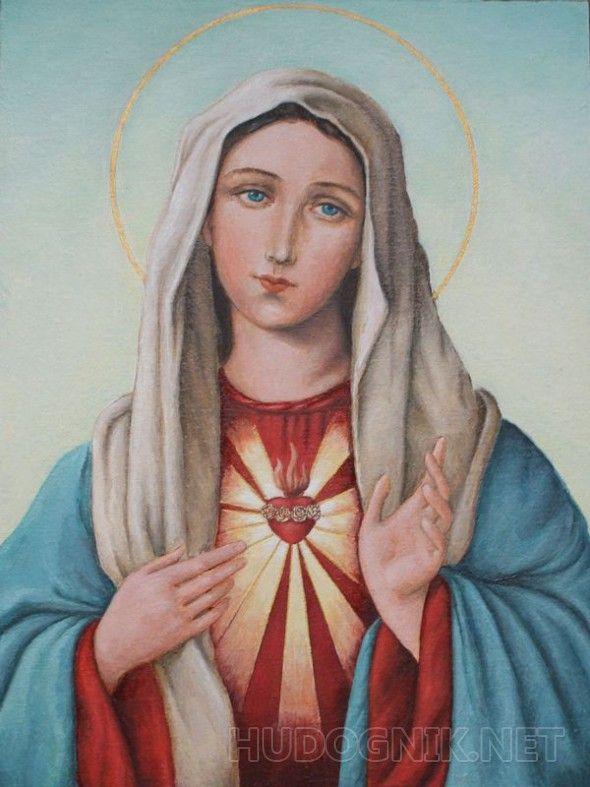 Сердце Марии