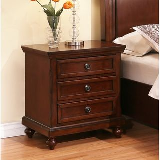 Cherry nightstand 29 inches tall