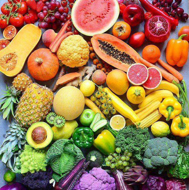 Полезные диеты фрукты