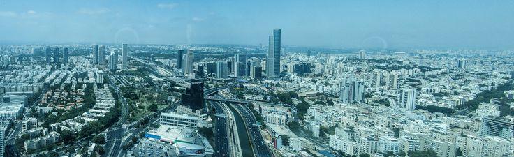 Тель Авив - это современный и довольно скучный город. Достопримечательностей в нем нет. Поэтому чтобы не умереть тут с тоски надо взглянуть на него сверху. Для…