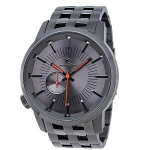 RipCurl Detroit SSS Gunmetal Watch