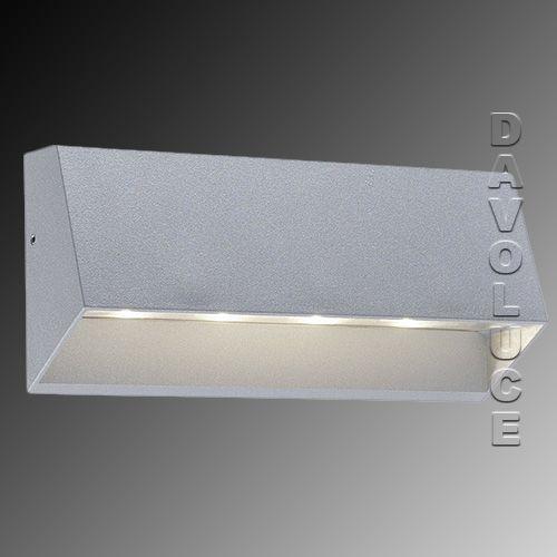 LTH2701-Rectangular Wedge Downwards Facing LED Wall Light-LightelLED|DaVoluce