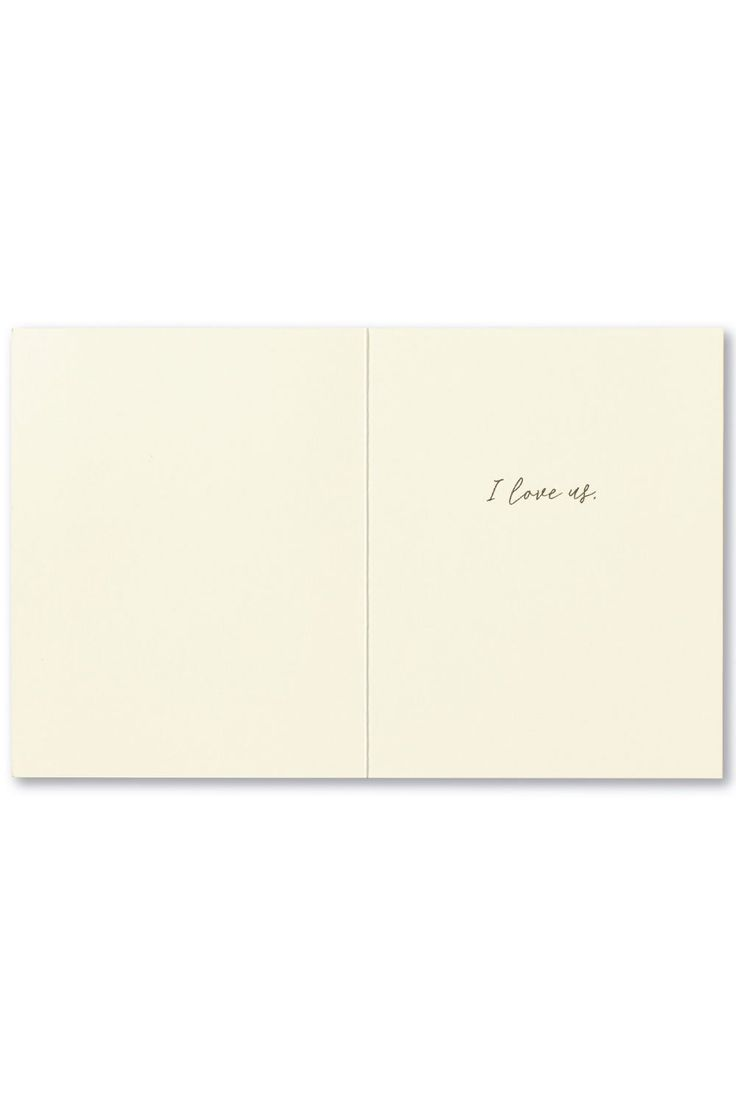 Friends Forever Note Card. Blank Greetingcard Let me inspire you Stationary
